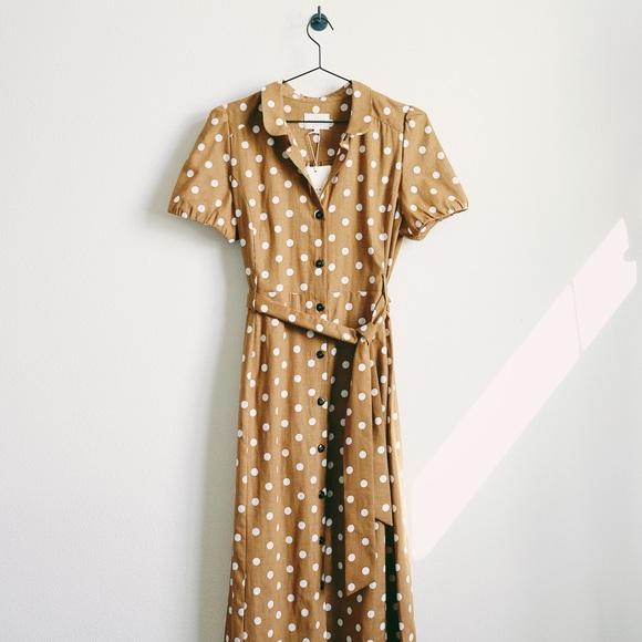 a02f7652ffa Sézane Clarisse Dress